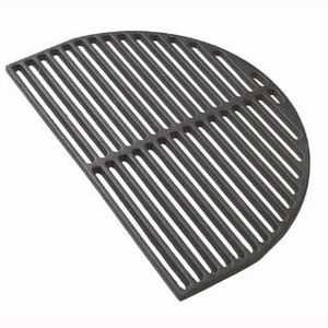 PR363 Primo Half Moon Cast Iron Searing Grate for Oval JR