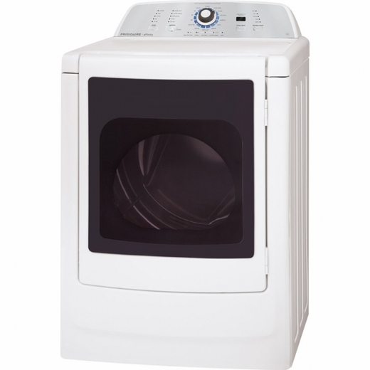 FARE4044MW Frigidaire Affinity High Efficiency Electric Dryer - Classic White