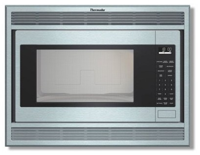 Mbes Thermador Masterpiece Built In Microwave Stainless Steel
