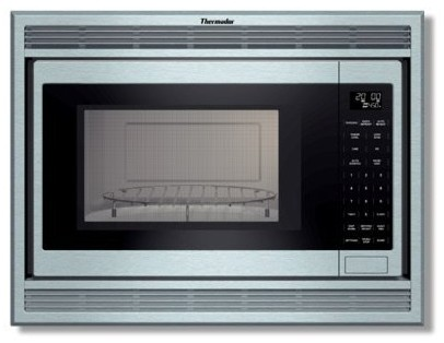 Mces Thermador Masterpiece Built In Convection Microwave Stainless Steel