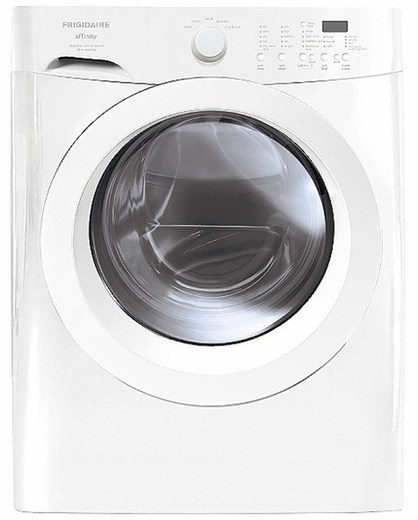 FAFW3801LW Frigidaire Affinity Front Load Washer - White