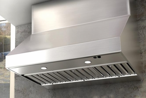 "AK7836ASX Zephyr Cypress 36"" Outdoor Hood - Stainless Steel"