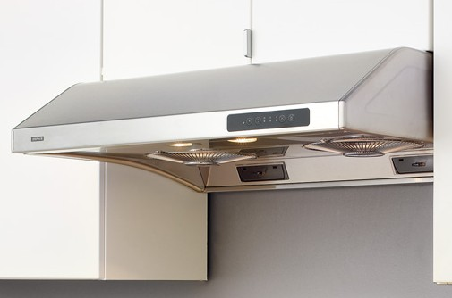 """AK2500S Zephyr Hurricane 30"""" Under Cabinet Hood with 695 CFM Blower - Stainless Steel"""
