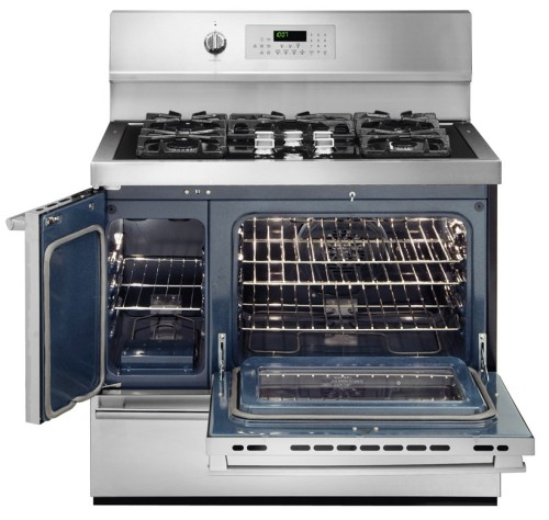 40 Inch Gas Range Double Oven Shapeyourminds Com