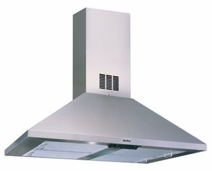 """ALI36SS Air King Alicante Island Mounted 36"""" Range Hood with 500 CFM Blower - Stainless Steel"""