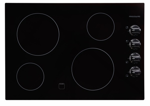"FFEC3024LB Frigidaire 30"" Electric Drop-In Cooktop - Black"