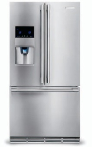 E23BC78IPS Electrolux Icon Professional Series Counter Depth French Door Refrigerator With Dispenser - Stainless Steel