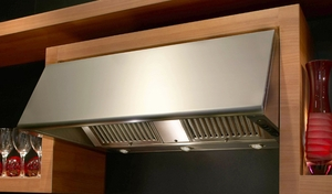"""MAGN24SS Faber Professional Collection 24"""" Magnum Undercabinet Hood - Stainless Steel"""
