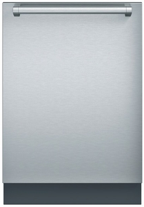 DWHD651JFP Thermador Professional Handle and Fully Flush Panel Star-Sapphire 24 inch 6 Programs and 5 options - Stainless Steel