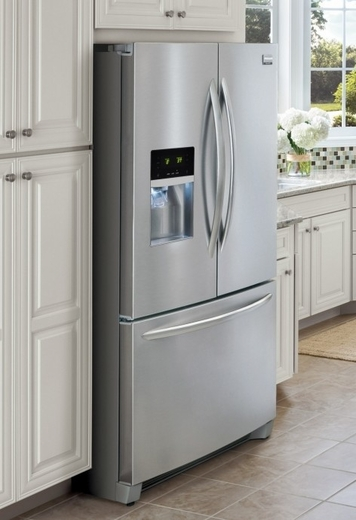 Beau FGHB2866PF Frigidaire Gallery 27.8 Cu. Ft. French Door Refrigerator    Stainless Steel