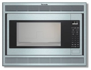 MBES Thermador Masterpiece Built-In Microwave - Stainless Steel