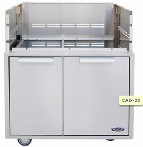 "CAD-30 DCS 30"" Outdoor Grill Cart"