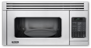VMOR205SS Viking Convection Over the Range Microwave Professional Series - Stainless Steel
