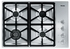 """KM3464LP Miele 3000 Series 30"""" Liquid Propane Cooktop with Hexa Grates - Stainless Steel"""