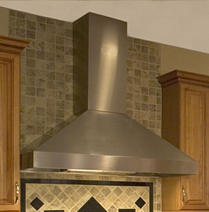 "EPH18-236SS Vent-A-Hood Euro Pro Series 18"" x 36"" x 24"" Wall Mount Hood with Dual Blower (600 CFM) - Stainless Steel"
