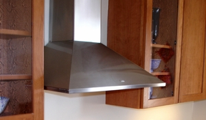 "SYNT36SS300 Faber Decorative Collection 36"" Synthesis 300 CFM Wall Hood - Stainless Steel"