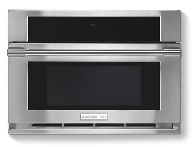 E30MO75HPS Electrolux Icon Professional Series Built-in Microwave with Drop-Down Door - Stainless Steel