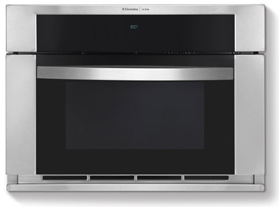 E30MO75HSS Electrolux Icon Designer Series Built-in Microwave with Drop-Down Door - Stainless Steel