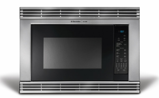 E30MO65GSS Electrolux Icon Designer Series Built-in Convection Microwave - Stainless Steel