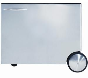 """BGB30-CSS DCS 30"""" Outdoor Grill Cart - Stainless Steel"""
