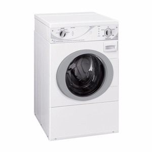 AFN50F Speed Queen Energy Star 2.84 cu. ft. Front Load Front Control Washer - White