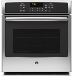 "PK7000SFSS GE Profile Series 27"" Built-In Single Convection Wall Oven - Stainless Steel"