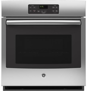 """JK1000SFSS GE 27"""" Built-In Single Wall Oven - Stainless Steel - CLEARANCE"""