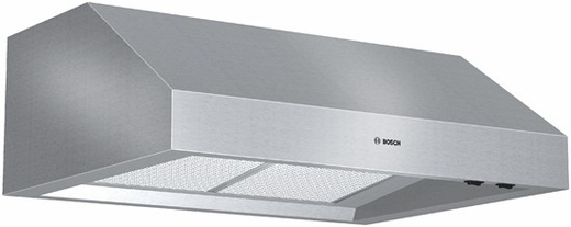 "DPH30652UC Bosch 30"" Pro-Style Under Cabinet Hood with 600 CFM Blower- Stainless Steel"
