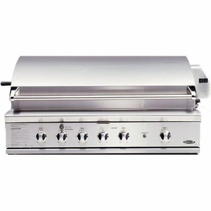 """BGB48-BQARN DCS 48"""" Outdoor Professional Grill - Natural Gas - Stainless Steel"""