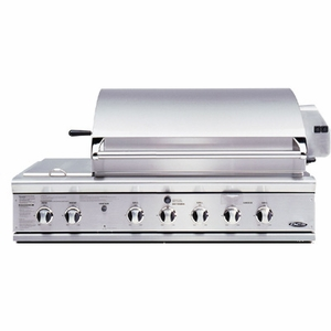 """BGB48-BQRL DCS 48"""" Outdoor Professional Grill - Liquid Propane - Stainless Steel"""