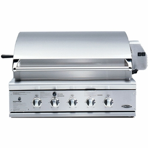 """BGB36-BQARN DCS 36"""" Outdoor Professional Grill - Natural Gas - Stainless Steel"""