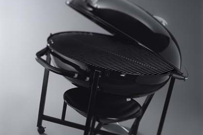 60020 Weber Ranch Kettle - Outdoor Charcoal Grill