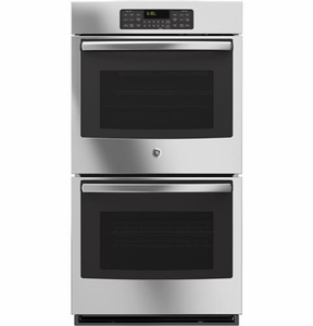 """JK3500SFSS GE 27"""" Built-In Double Wall Oven - Stainless Steel - CLEARANCE"""