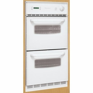 """FGB24T3ES Frigidaire 24"""" Single Gas Oven with Lower Broiler - White"""