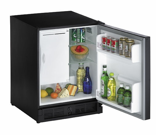 CO29FWH-00 U-Line 1000 Series Undercounter Refrigerator/ Ice Maker Combination Frost Free - White - Field Reversible