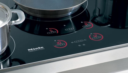 "KM5773 Miele 36"" Induction Cooktop - Black"