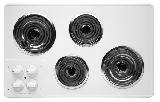 "FFEC3205LW Frigidaire 32"" Electric Drop In  Cooktop - White"