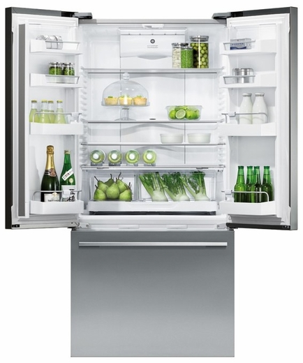 Rf170adx4n Fisher Paykel Activesmart Refrigerator 17 Cu Ft