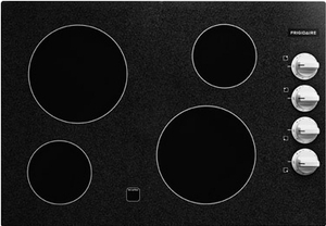 "FFEC3024LW Frigidaire 30"" Electric Drop-In Cooktop - White"