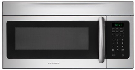 Ft Over The Range Microwave Stainless Steel