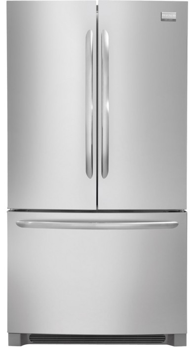 Genial FGHN2866PF Frigidaire Gallery 27.8 Cu. Ft. French Door Refrigerator    Smudge Proof Stainless