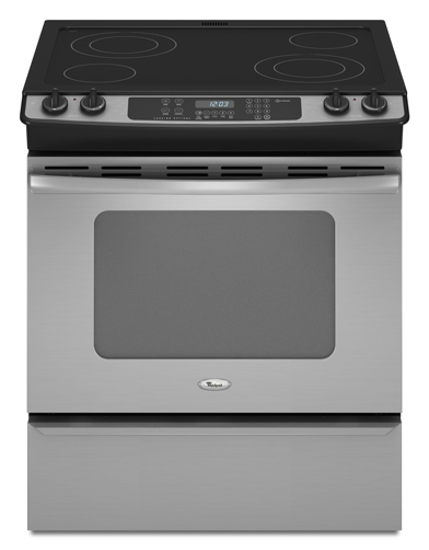 Whirlpool Electric Cooktop ~ Reviews for gy lxus whirlpool gold inch slide in