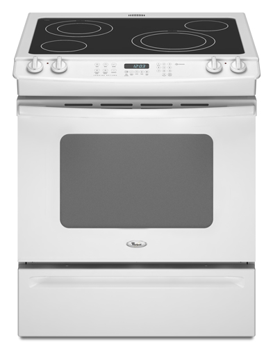 Reviews for gy399lxuq whirlpool gold 30 inch slide in electric ceramic glass range with - Inch electric range reviews ...