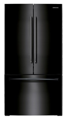 RF260BEAEBC Samsung 25.5 cu. ft. French Door Refrigerator with Filtered Ice Maker - Black