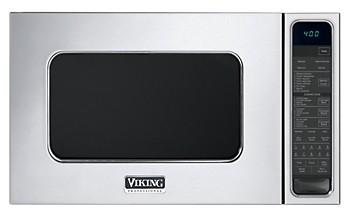 Vmoc206ss Viking Professional Series Custom Convection Microwave Oven Stainless Steel