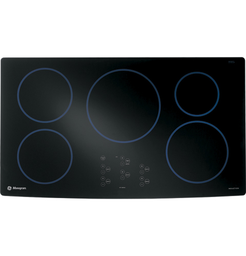 Reviews for zhu36rbmbb ge monogram 36 induction cooktop for Glass cooktops pros and cons