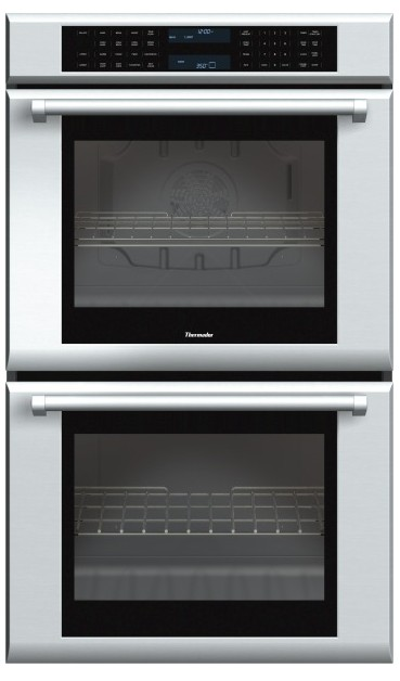 MED302JP Thermador 30 inch Masterpiece� Series Double Oven with Professional Handle - Stainless Steel