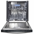 "SHX3AR75UC Bosch Ascenta Series 24"" Bar Handle Dishwasher - Stainless Steel"
