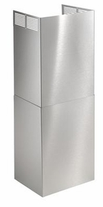 "AEWTT328SB Best Flue Extension for 10 foot ceilings (48"" WT32I Hood) - Stainless Steel"