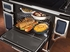 "8210CD0BLK Heartland 30"" Range with 4 Burner Glass Cooktop and Self-Cleaning Convection Oven - Electric - Black"